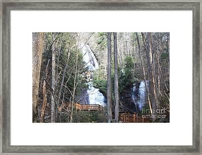 Anna Ruby Framed Print by Chuck Hicks