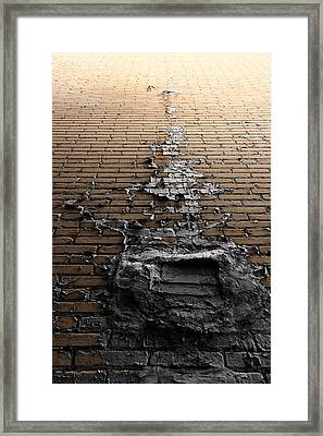Another Another Ascension  Framed Print by Kreddible Trout