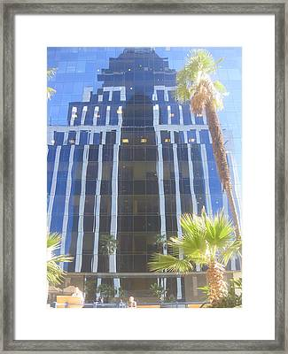 Another Building Inside My Building Framed Print by Robert Margetts