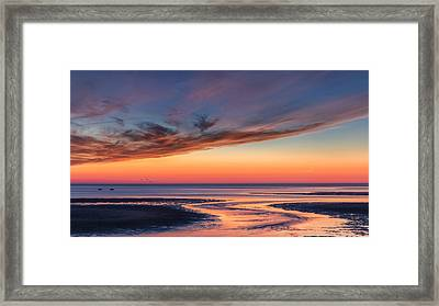 Another Day Framed Print by Bill Wakeley