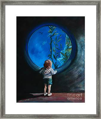 Another World Framed Print by Bob Northway