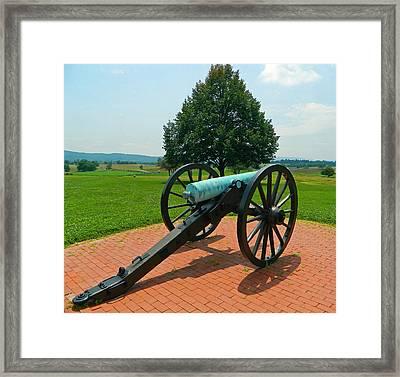 Antietam National Battlefield 02 Framed Print by Emmy Marie Vickers