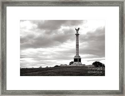 Antietam Framed Print by Olivier Le Queinec