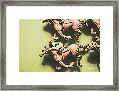 Antique Race Framed Print by Jorgo Photography - Wall Art Gallery