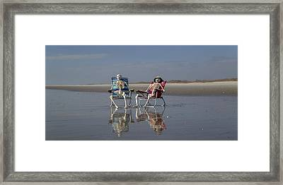 Any Better Than This Framed Print by Betsy C Knapp
