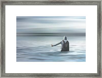Anywhere Framed Print by Jacky Gerritsen