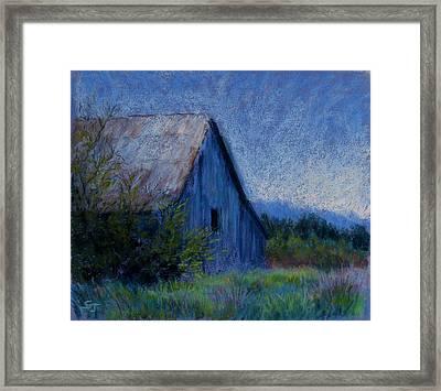 Appalachian Morning Framed Print by Susan Jenkins