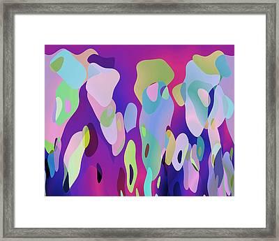Apparition Framed Print by Lynda Lehmann