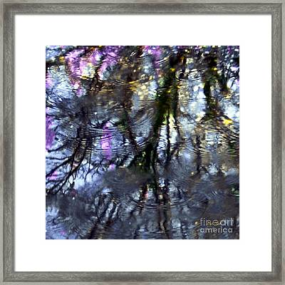 April Showers 2 Framed Print by Dale   Ford