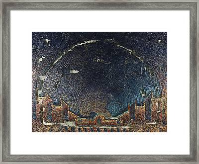 Aquatorium Framed Print by Mark Howard Jones