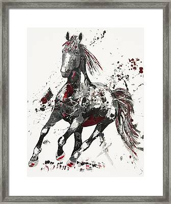 Arena Framed Print by Penny Warden