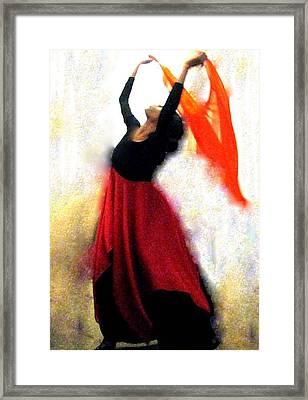 Arise And Shine Framed Print by Linda Harris-Iorio
