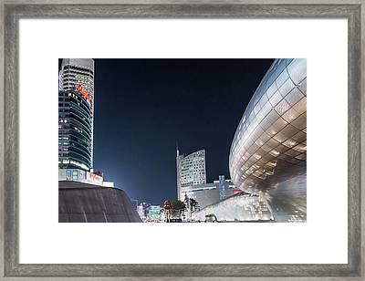 Aritficial Daylight Framed Print by Hyuntae Kim