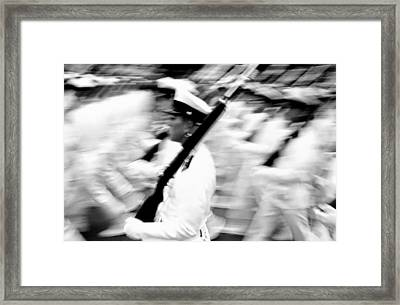 Armed Forces Of Colombia 2 Framed Print by Daniel Gomez