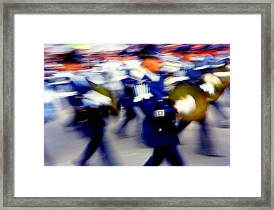 Armed Forces Of Colombia 3 Framed Print by Daniel Gomez