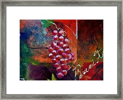 Aroma Framed Print by Lisa Kaiser