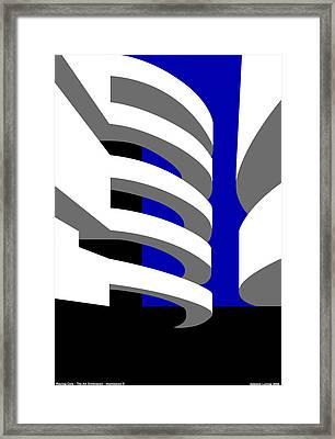 Aros Art Museum Framed Print by Asbjorn Lonvig