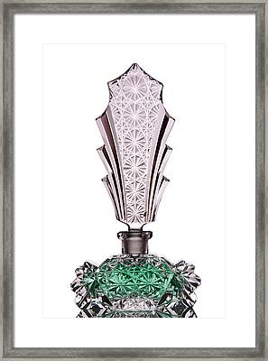 Art Deco Perfume Framed Print by Tom Mc Nemar