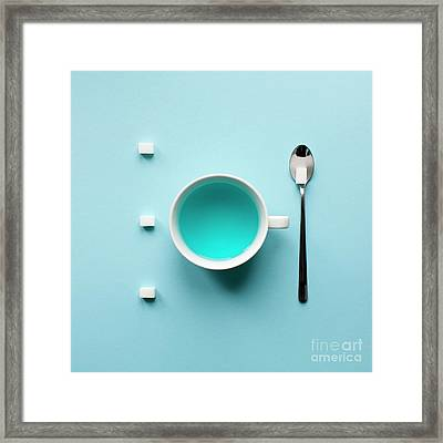 Art Kitchen Framed Print by Andrey A