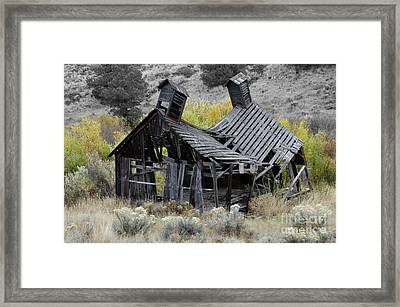 Art Of Aging 10 Framed Print by Bob Christopher