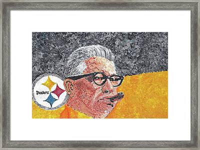 Art Rooney Framed Print by William Bowers