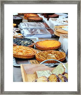 Artisans Market 7806 Framed Print by PhotohogDesigns