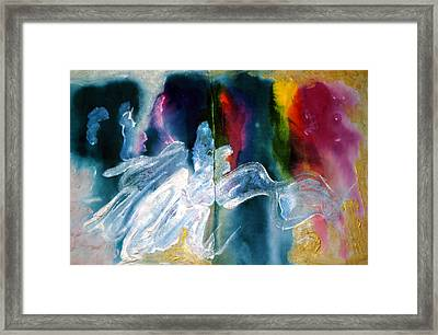 Artist Palette Framed Print by Don  Wright