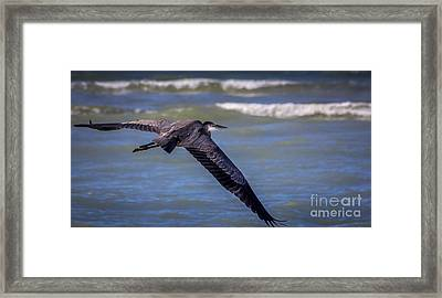 As Easy As This Framed Print by Marvin Spates