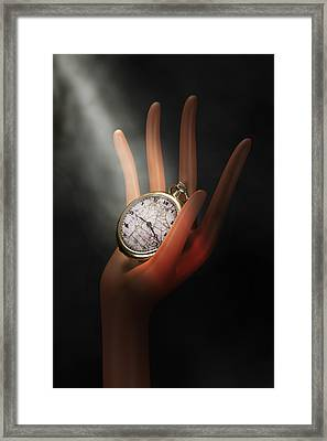 As Time Goes By Framed Print by Tom Mc Nemar