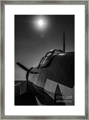 At Ease Framed Print by James Taylor