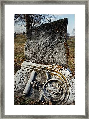 At Rest Framed Print by Off The Beaten Path Photography - Andrew Alexander