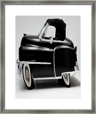 Auto Fun 02 - Cadillac Framed Print by Variance Collections