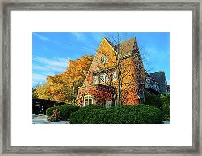 Autumn Framed Print by Daniel Chen