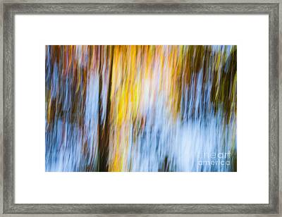 Autumn Framed Print by Elena Elisseeva
