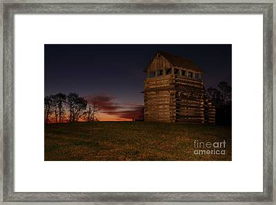 Autumn Fall Colors 11 Framed Print by Dan Carmichael