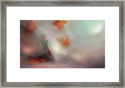 Autumn Leaves Framed Print by Joe Gilronan
