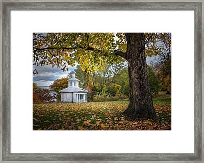 Autumn Leaves  Framed Print by Rick McKenzie