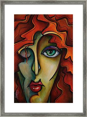 Autumn Framed Print by Michael Lang