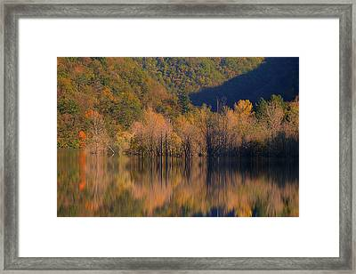 Autunno In Liguria - Autumn In Liguria 1 Framed Print by Enrico Pelos