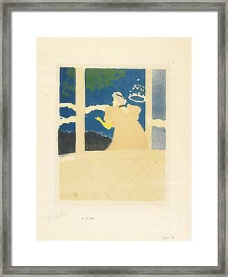Aux Ambassadeurs Framed Print by MotionAge Designs