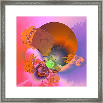 Aw 55 Framed Print by Claude McCoy