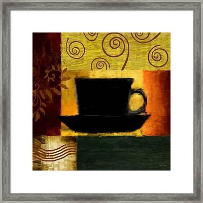 Awakening Framed Print by Lourry Legarde