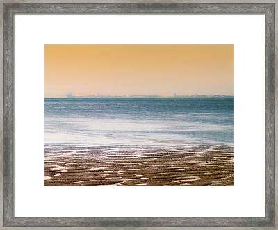 Away From Civilization Framed Print by Wim Lanclus