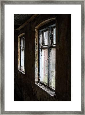 Away From The World Framed Print by Odd Jeppesen