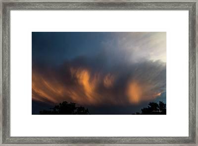 Awesomeness Framed Print by Karen Slagle