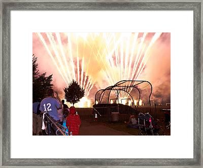 Awestruck Framed Print by Jim DeLillo