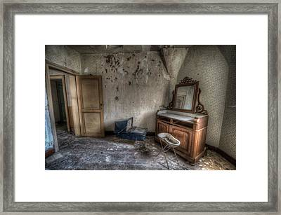 Baby Room Framed Print by Nathan Wright
