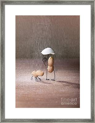 Bad Weather 02 Framed Print by Nailia Schwarz