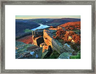 Bamford Edge Framed Print by Stephen Smith