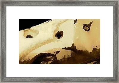Bang Bang Bang Framed Print by Alpha Pup